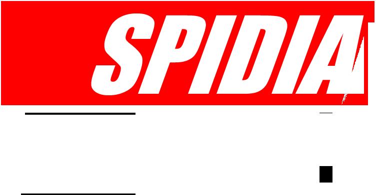 SpidiaRacing